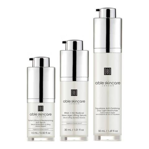 Able Skincare 3 Piece Radical Anti-Ageing Set
