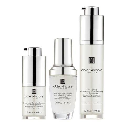 Able Skincare Set 3-step Anti-Ageing System