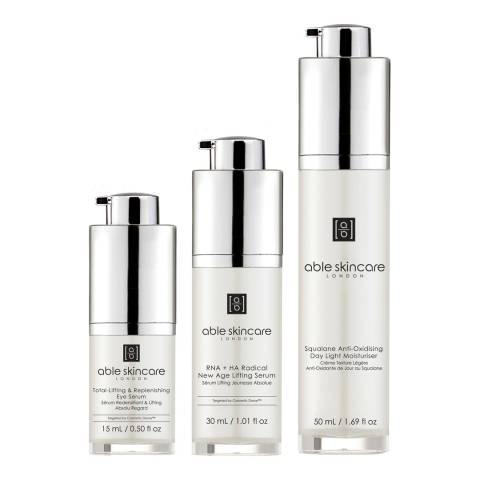 Able Skincare 3 Piece Day & Night Set