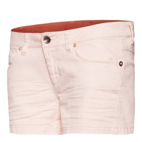 O'Neill Pale Pink Cotton Island Walkshorts