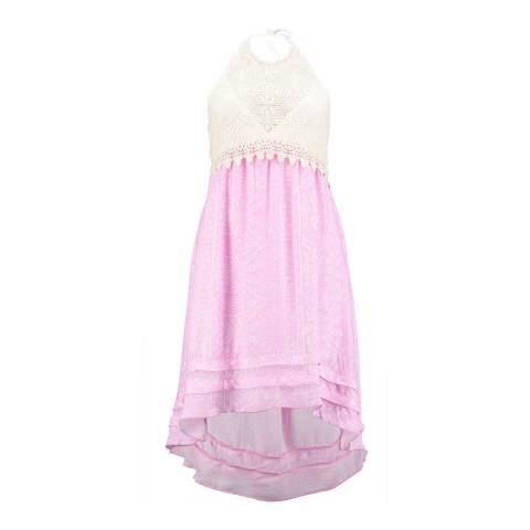 O'Neill Pink Anna Sui Ella Dress