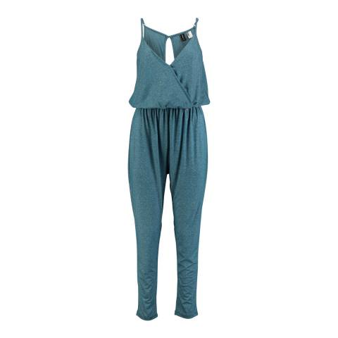 O'Neill Blue Avenue Jumpsuit