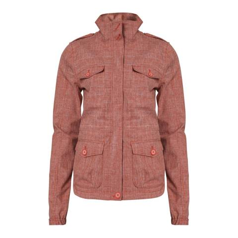 O'Neill Dark Orange Trail Jacket