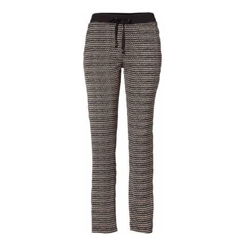 O'Neill Black Print Matchy Match Trousers