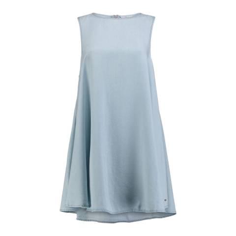 O'Neill Light Blue Ashley A Line Dress