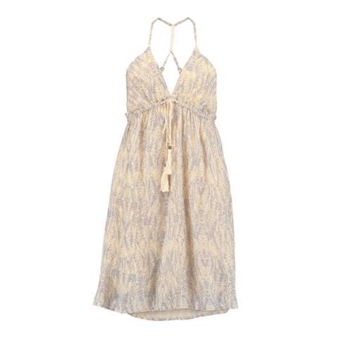 O'Neill Blue Print Coastal Shores Dress