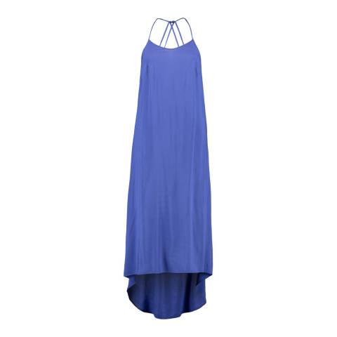 O'Neill Blue Spaghetti Strap Summer Dress