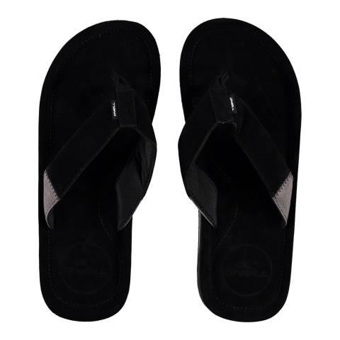 O'Neill Black Chad Flip Flops