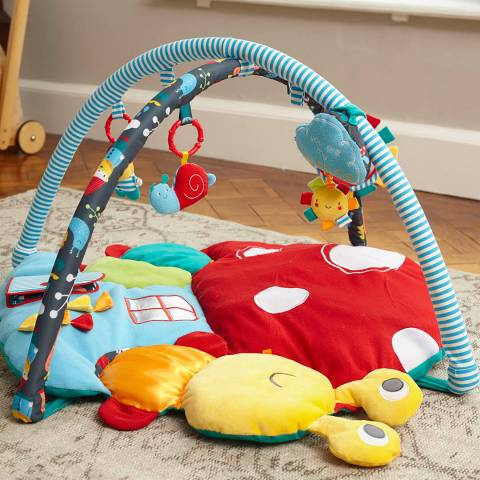 Little Bird Told Me My Little Sunshine Multi Activity Play Gym