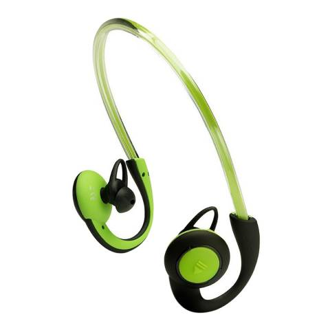 Boompods Green Sportpods Vision Bluetooth Earphones