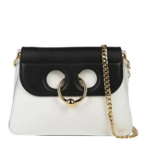 JW Anderson Black/White Mini Pierce Bag