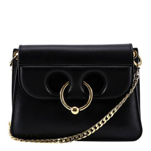 JW Anderson Black Mini Pierce Bag