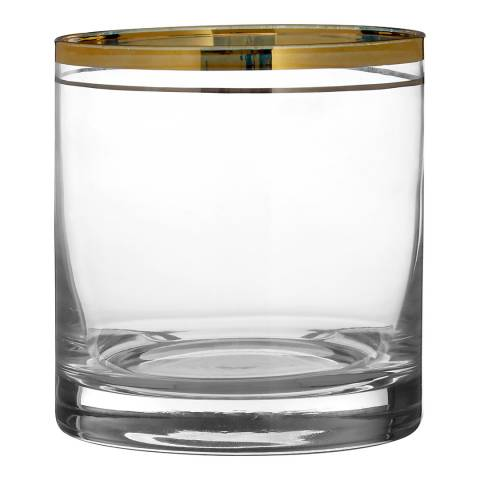 Premier Housewares Charleston Tumbler Glasses - Set of 4