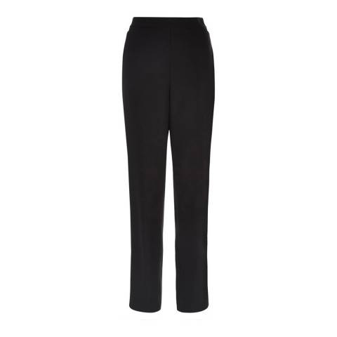 Hobbs London Black Agnes Trousers