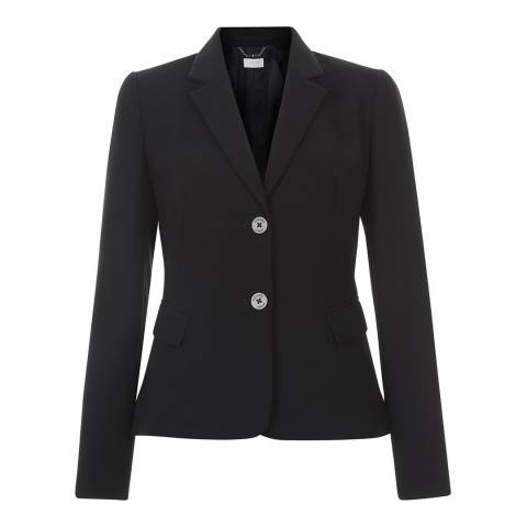 Hobbs London Black Celina Jacket