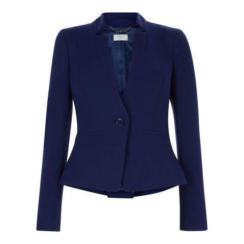 Hobbs London French Blue Pippa Jacket