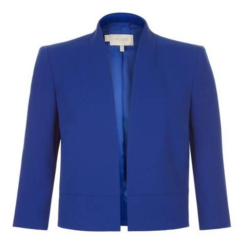 Hobbs London Oxford Blue Sandra Jacket