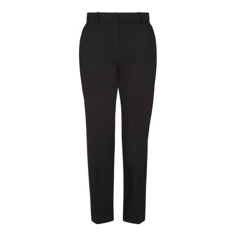 Hobbs London Black Tailored Ava Trousers
