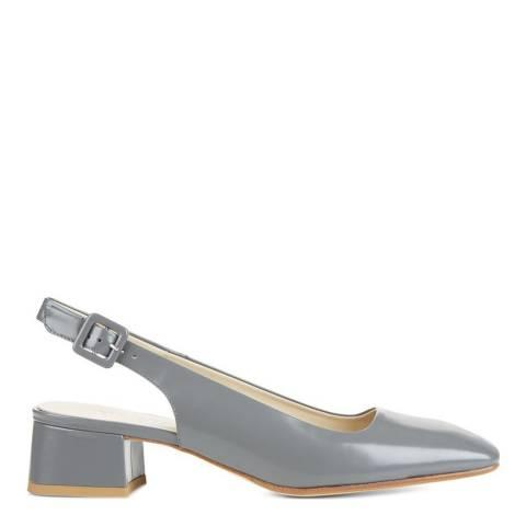 Hobbs London Grey Jess Slingback Shoes