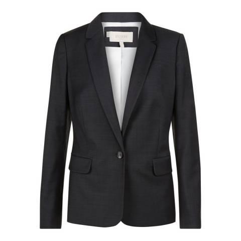 Hobbs London Charcoal Katy Jacket