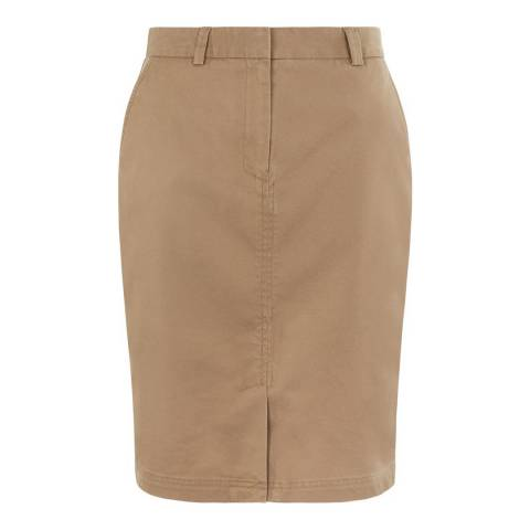 Hobbs London Nutmeg Clementina Skirt
