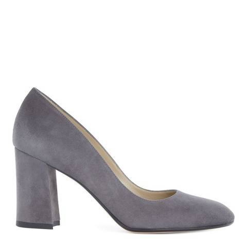Hobbs London Warm Grey Hannah Court Shoes