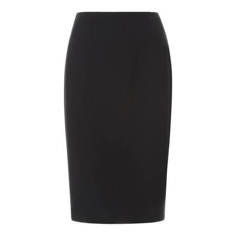 Hobbs London Black Celina Skirt
