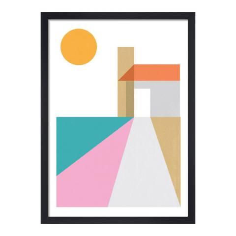Paragon Prints Ventura, Marcus Walters, Framed Print 35.6x28cm