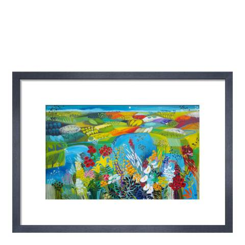 Paragon Prints Spring Tide, Natalie Rymer, Framed Perspex Print 35.6x28cm