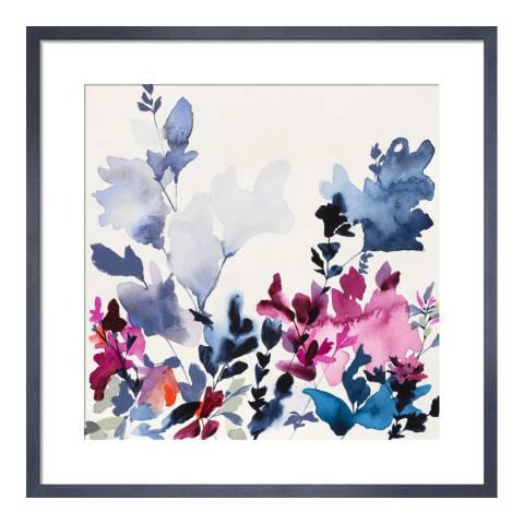Paragon Prints Wild Buckwheat, Jen Garrido, Framed Perspex Print 33x33cm