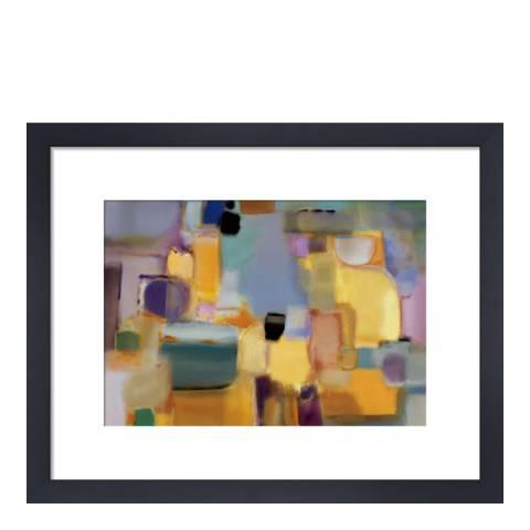 Paragon Prints Spring Sonata, Nancy Ortenstone, Framed Print 35.6x28cm