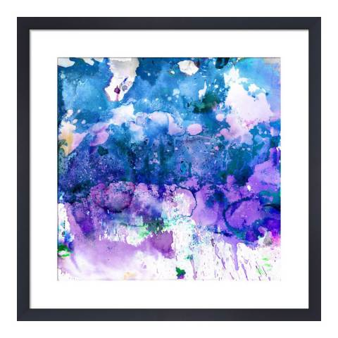 Paragon Prints Dive, Amy Sia, Framed Perspex Print 33x33cm
