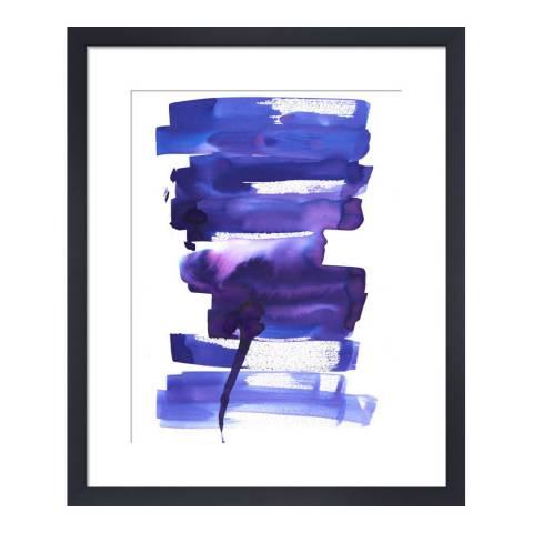 Paragon Prints Metropolis, Amy Sia, Framed Print 35.6x28cm