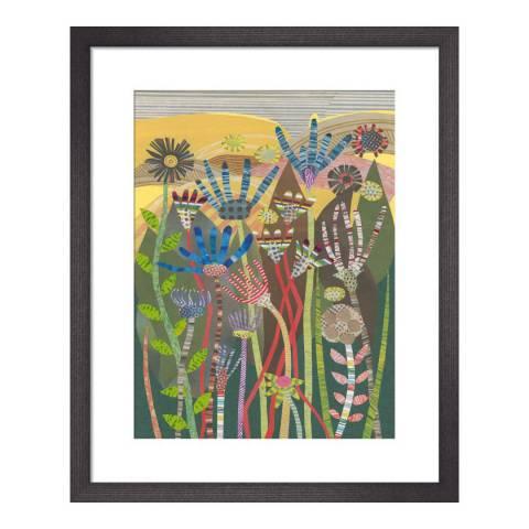 Paragon Prints Garden, Jane Robbins, Framed Perspex Print 35.6x28cm