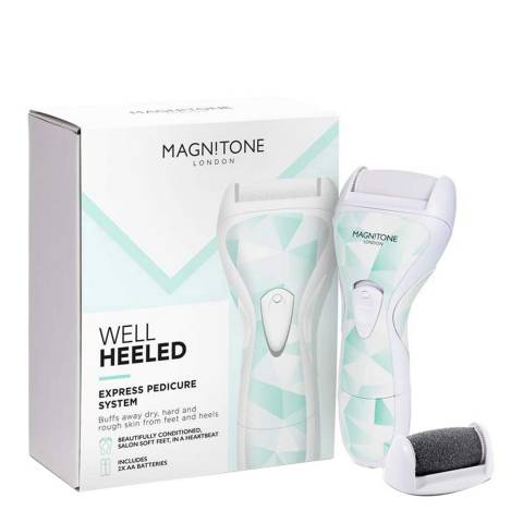 Magnitone Well Heeled! Express Pedicure System Green