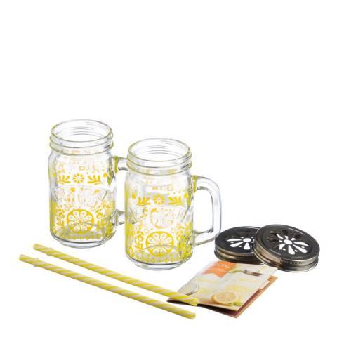 Kilner 7 Piece Lemonade Set