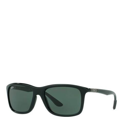 Ray-Ban Men's Black Sunglasses 57mm