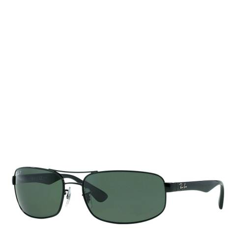 Ray-Ban Unisex Black Sunglasses 61mm