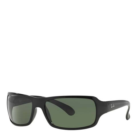 Ray-Ban Men's Black High Street Sunglasses 61mm