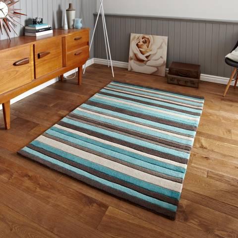 Think Rugs Blue Hong Kong 2022 150x230cm Rug