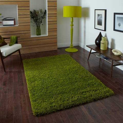 Think Rugs Green Vista 2236 120x170cm Rug