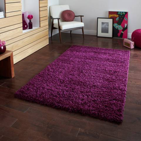 Think Rugs Purple Vista 2236 120x170cm Rug