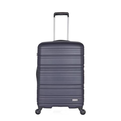 Antler Navy Saturn Exclusive 4 Wheel Medium Spin Suitcase 68cm