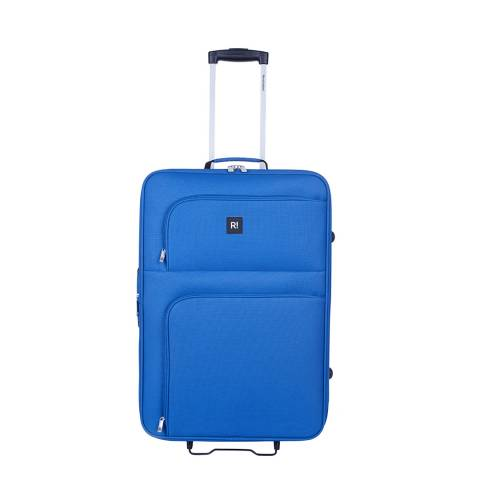 Revelation By Antler Blue Alex 2 Wheel Medium Suitcase 66cm