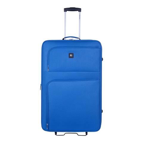 Revelation By Antler Blue Alex 2 Wheel Large Suitcase 77cm