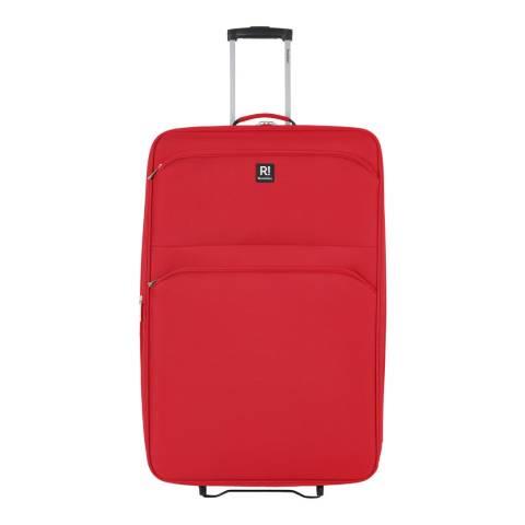 Revelation By Antler Red Kos 2 Wheel Large Suitcase 77cm