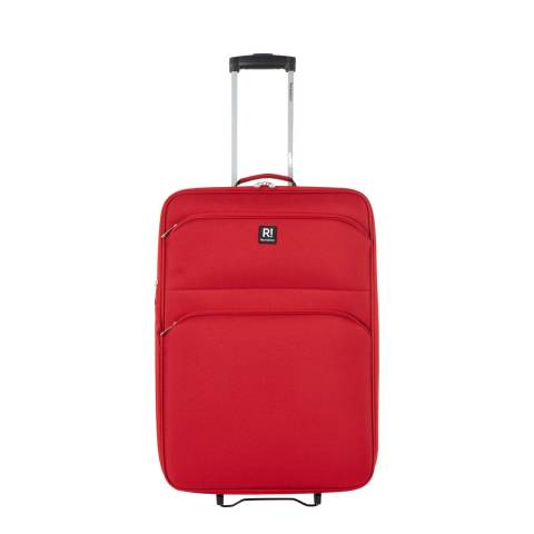 Revelation By Antler Red Kos 2 Wheel Medium Suitcase 66cm