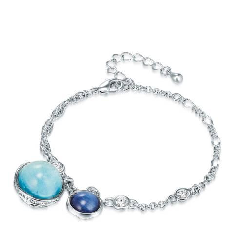 Lilly & Chloe Bracelet Metal embellished with crystals from Swarovski