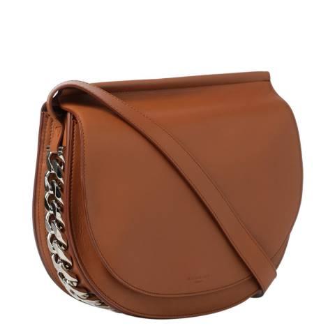 Givenchy Brown Givenchy Infinity Saddle Bag