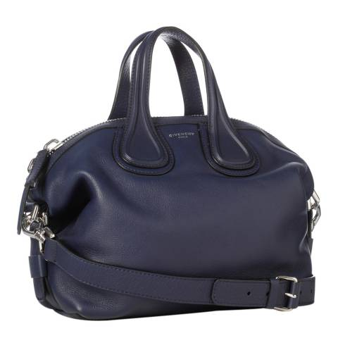 Givenchy Blue Givenchy Small Nightingale Tote Bag
